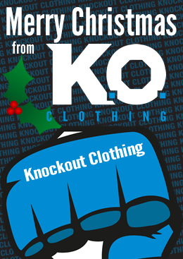 Merry Christmas from Knockout Clothing!