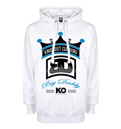 Team Big Daddy Hoodie White