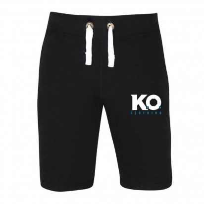 Campus Shorts Black