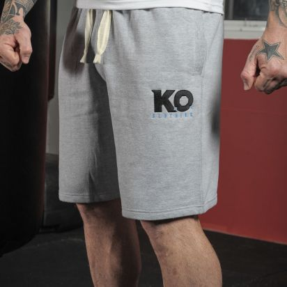Campus Shorts Grey