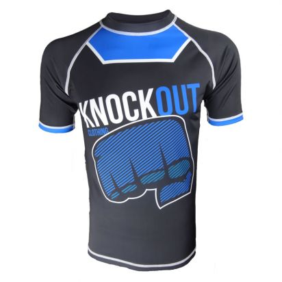 Knockout Rash Guard Short Sleeve