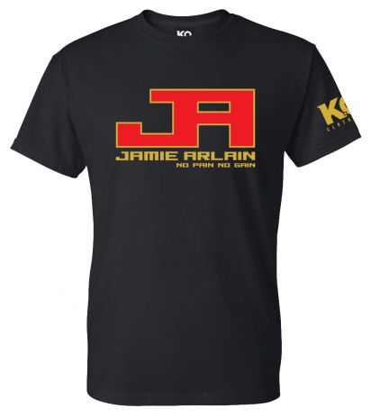 Team Arlain Fight Night T-Shirt