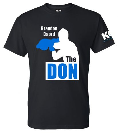 Team Don Fight Night T-Shirt