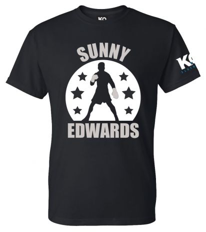 Team Edwards (Sunny) Fight Night T-Shirt