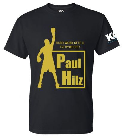 Team Hilz Fight Night T-Shirt