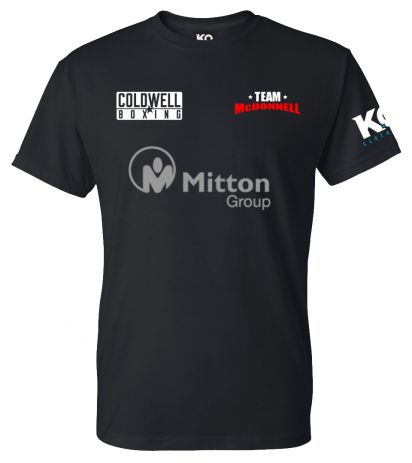 Team Mac Fight Night T-Shirt