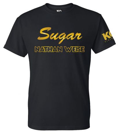 Team Sugar Fight Night T-Shirt
